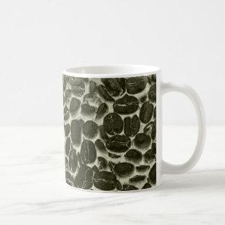 cocoa coffee beans coffee mug