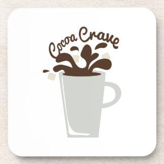 Cocoa Crave Coasters