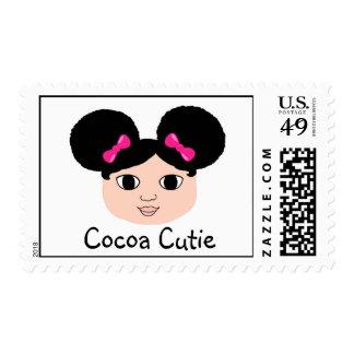 Cocoa Cutie Almond (MacKenzie) Postage