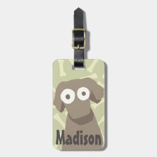 Cocoa Dog Bag Tag