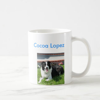 Cocoa Lopez, Coffee Mug