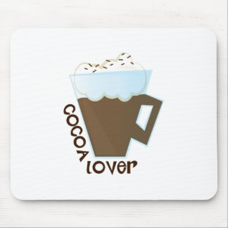 Cocoa Lover Mousepads