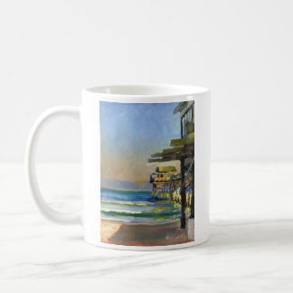 Cocoa Pier mug