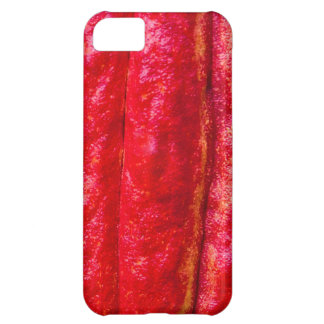 cocoa pod red iPhone 5C cover