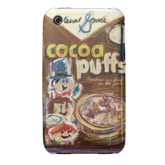 Cocoa Puffs iPhone 3 Case