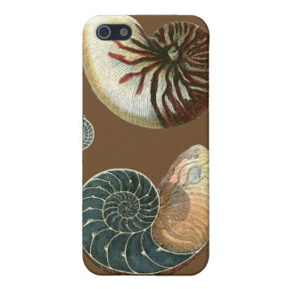 Cocoa Shell Cover For iPhone 5/5S