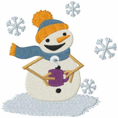 Cocoa Snowmen Hoody
