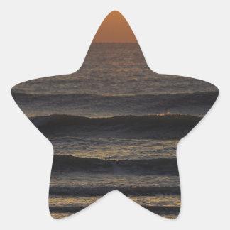 Cocoa Sunrise 2 Star Sticker
