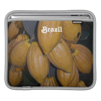 Cocoa Trees Sleeve For iPads