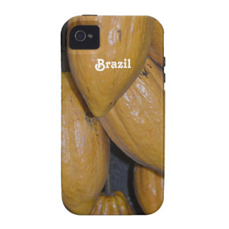 Cocoa Trees iPhone 4/4S Covers