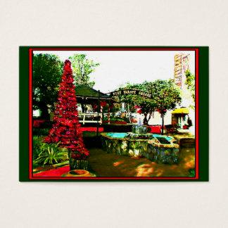 Cocoa Village, FL Xmas 2004~1  by jGibney  ATC ~OE Business Card