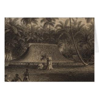 Cocoanut Grove, Fakaafo Greeting Card