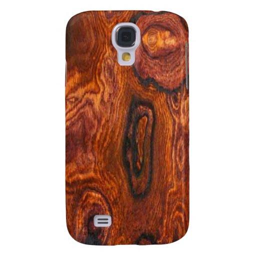 Cocobolo (wood) Finish HTC VIVID case