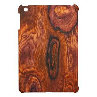 Cocobolo (Wood) Finish iPad Mini Case