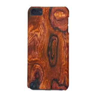 Cocobolo (wood) Finish iPod Touch case