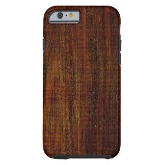 Cocobolo Wood Grain iPhone 6 Case