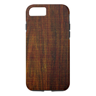 Cocobolo Wood Grain iPhone 8/7 Case