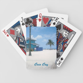 CocoCay Bicycle Playing Cards
