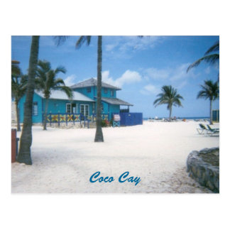 CocoCay Postcard