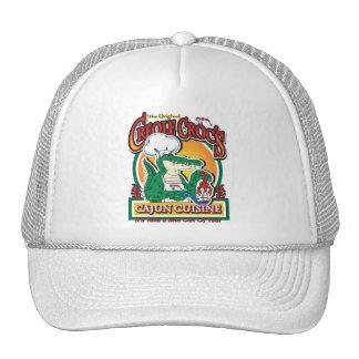 Cocodrilo criollo del carnaval de Cajun Gorro