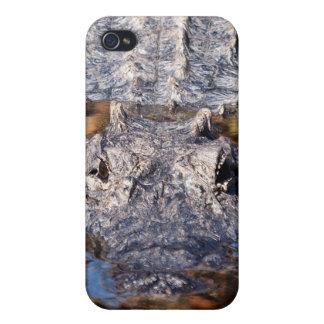 ¡Cocodrilo - cuidadoso! iPhone 4/4S Carcasas