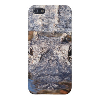¡Cocodrilo - cuidadoso! iPhone 5 Funda