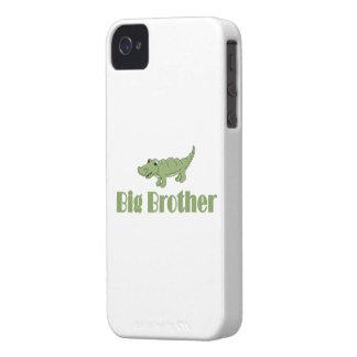 Cocodrilo de hermano mayor Case-Mate iPhone 4 cárcasa