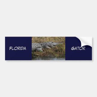 Cocodrilo de la Florida Pegatina Para Auto