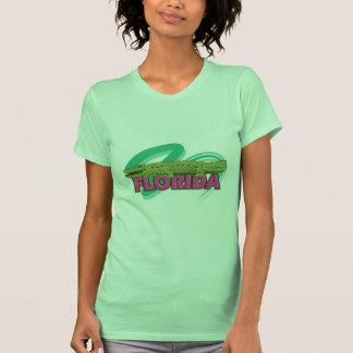 Cocodrilo de la Florida Polera