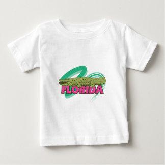 Cocodrilo de la Florida Poleras
