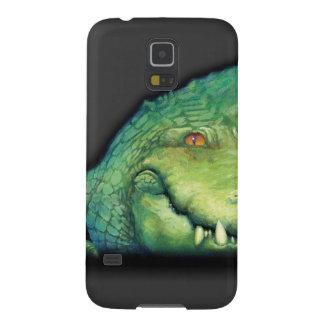 Cocodrilo Funda Para Galaxy S5