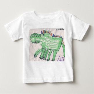 Cocodrilo para los bebés por DesignsByKai Remera