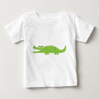 Cocodrilo verde camisas