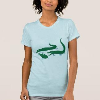 Cocodrilos Camiseta