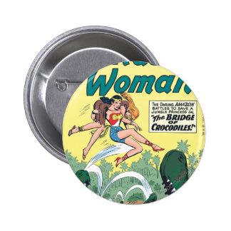 Cocodrilos de la Mujer Maravilla Pins