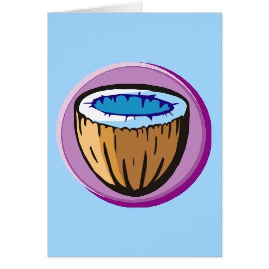 Coconut 1 card