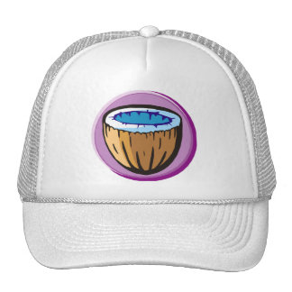 Coconut 1 hat