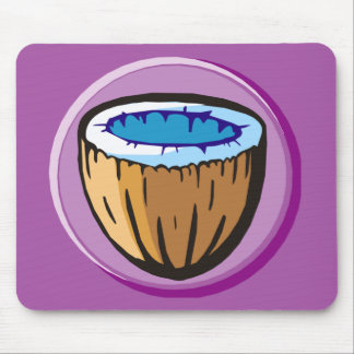 Coconut 1 mouse pad