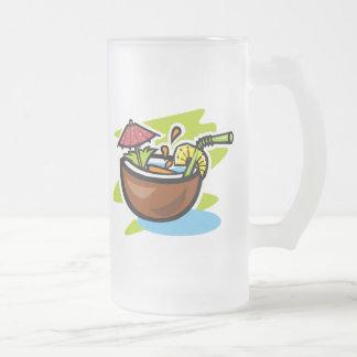 Coconut 2 Tropical Fruit Drink Coffee Mug