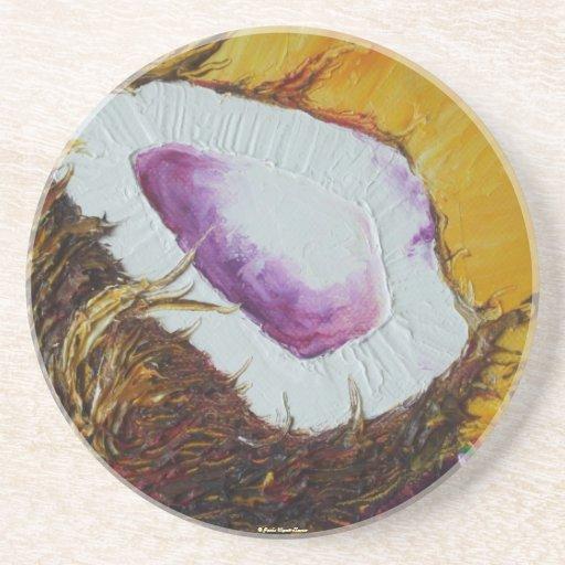 Coconut Coaster by Paris Wyatt Llanso
