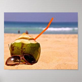 Coconut Dream, Poster
