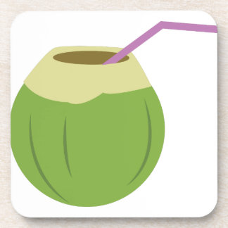 Coconut Drink Coaster