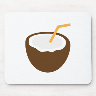 Coconut Drink Mouse Pad