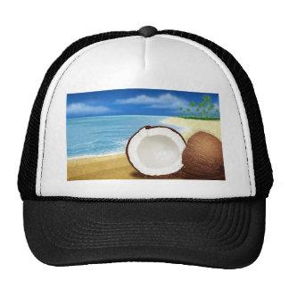 Coconut Getaway Mesh Hats