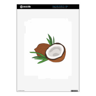 Coconut iPad 2 Skins