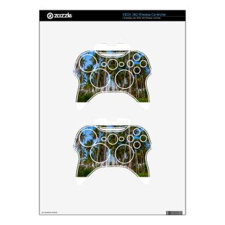 Coconut Jungle Paradise Xbox 360 Controller Skins