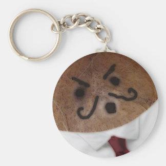 Coconut?! Key Chain. Keychain