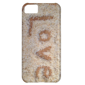 Coconut Love iphone5 case Cover For iPhone 5C