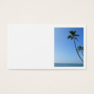 Coconut Palms Business Card