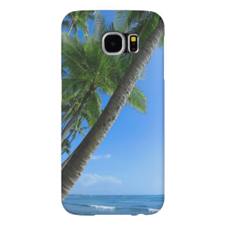 Coconut Palms Samsung Galaxy S6 Case